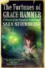 The Fortunes of Grace Hammer – A Novel of the Victorian Underworld