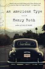 An American Type – A Novel
