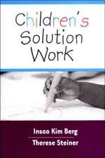 Children′s Solutions Work