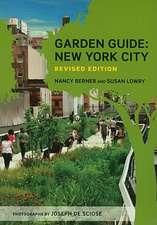 Garden Guide – New York City 2e