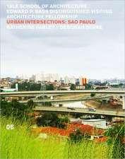 Urban Intersections:  Sao Paolo