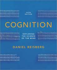 Cognition – Exploring the Science of the Mind with ZAPS and Cognition Workbook 5e