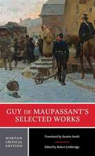 Guy de Maupassant`s Selected Works