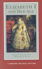 Elizabeth I and Her Age (NCE)
