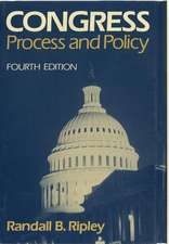 Congress – Process and Policy
