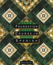 Foundation Course in Spanish