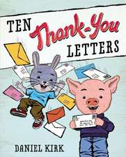 Ten Thank-You Letters