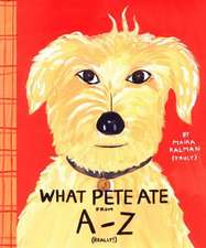 What Pete Ate
