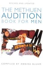 The Methuen Drama Audition Book for Men