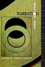 Nation & Narration
