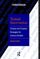 Textual Intervention