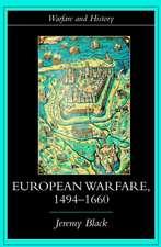 European Warfare, 1494-1660
