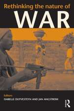 Rethinking the Nature of War