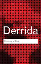 Specters Marx:  Essays in Cultural Politics