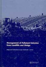 Management of Pollutant Emission from Landfills and Sludge