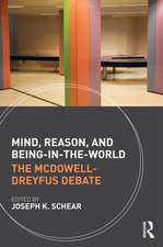 Mind, Reason, and Being-In-The-World:  The McDowell-Dreyfus Debate