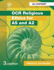 OCR Religious Ethics for as and A2:  Building Relationships, Creating Value