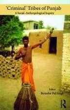 'Criminal' Tribes of Punjab