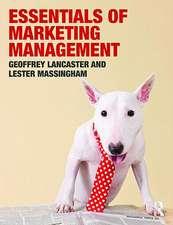 Essentials of Marketing Management