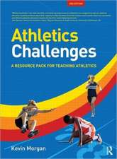 Athletics Challenges:  A Resource Pack for Teaching Athletics
