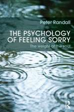 The Psychology of Feeling Sorry
