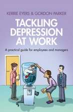 Tackling Depression at Work
