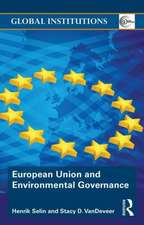 European Union and Environmental Governance
