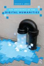 The Emergence of the Digital Humanities:  Text with Cases