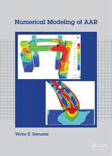 Numerical Modeling of AAR:  Understanding the Technical and the Social