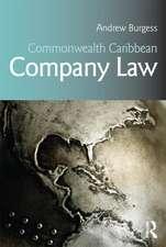 Commonwealth Caribbean Company Law