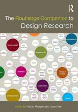 The Routledge Companion to Design Research