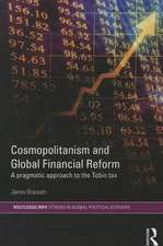 Cosmopolitanism and Global Financial Reform