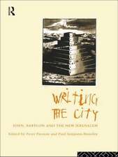 Writing the City