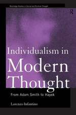 Individualism in Modern Thought