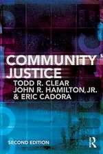 Community Justice