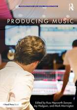 Producing Music