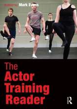 The Actor Training Reader