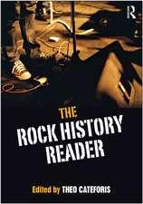 Cateforis, T: Rock History Reader