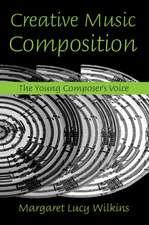 Creative Music Composition