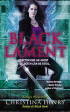 Black Lament: A Black Wings Novel