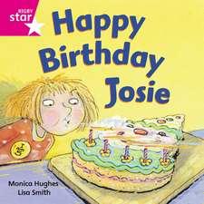 Hughes, M: Rigby Star Independent Pink Reader 3: Happy Birth