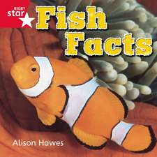 Rigby Star Independent Reception Red Non Fiction Fish Facts Single