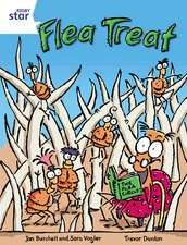 Rigby Star Independent Year 2 White Fiction: Flea Treat Single
