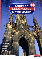 Scottish Secondary Mathematics Red 4 Student Book