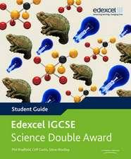 Edexcel International GCSE Science Double Award Student Guide