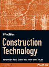 Greeno, R: Construction Technology 5th edition