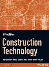 Greeno, R: Construction Technology
