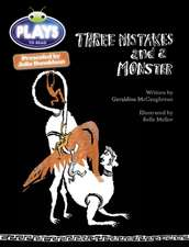 Julia Donaldson Plays Three Mistakes and a Monster