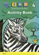 Scottish Heinemann Maths 4: Activity Book
