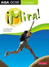 Mira AQA GCSE Spanish Foundation Student Book